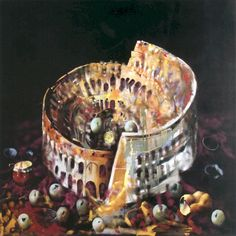 Håkon Gullvåg - Art Hakone, Trondheim, Oslo, Punch Bowls, Contemporary, Artist, Painters, Art, Artists