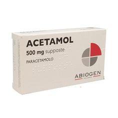 Prezzi e Sconti: #Acetamol 500mg children composition: acetamol  ad Euro 3.02 in #Abiogen pharma spa #Drugs sop
