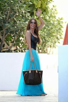 AS SEEN ON: Sofia Vergara