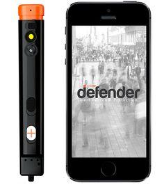 The Defender, l'appareil photo d'autodéfense