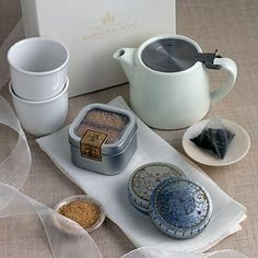Harney & Sons tea set for two from Barnes & Noble