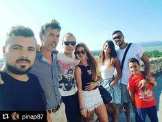 #Repost @pinap87  Noi#family #happiness #instagram #trasimenolake #umbria #castiglionedellago #instalove