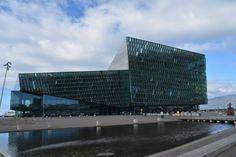 Read all about the #Epic #Adventure of Chris & his girlfriend when they drove around #Iceland in a #Camper. #CamperStories #WohoCamper #CamperHireIceland #IcelandCamperVanRental #Layover #Stopover #IcelandTrip #Harpa #ConcertHall #Reykjavik