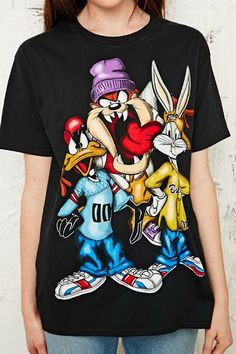 Looney Tunes '90s Tee at Urban Outfitters