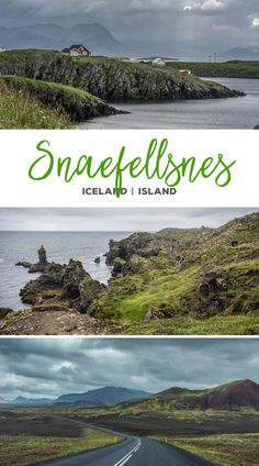 10 großartige Tipps für eine Tagestour auf die Snaefellsnes Halbinsel 10 amazing things to do on a One-day-roadtrip to the Snaefellsnes peninsula