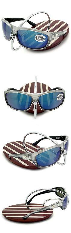41f68768774 Sunglasses 151543  New Costa Del Mar Saltbreak Silver 580 Blue Mirror Glass  580G -