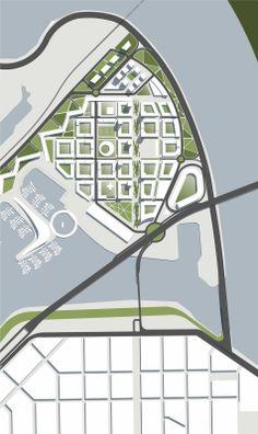 architecture site plan _ 1