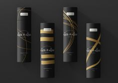 Luca & Linus Pasta Artigianale on Packaging of the World - Creative Package Design Gallery