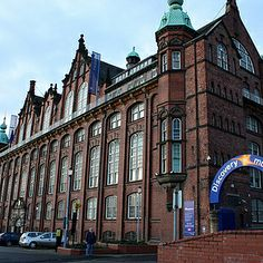Discovery Museum, Newcastle. | The 23 Most Spectacular Places To Get Married In The UK