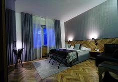 Urban Boutique Hotel, Ljubljana – Aktualisierte Preise für 2021 Das Hotel, Conference Room, Curtains, Boutique, Table, Furniture, Home Decor, Double Room, Slovenia