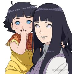 Naruto has ended for quite a while with many iconic and memorable characters. And so let's see who are the best Naruto side characters to date! Naruto Shippuden Sasuke, Hinata Hyuga, Naruhina, Anime Naruto, Naruto Kawaii, Naruto Und Hinata, Himawari Boruto, Naruto Girls, Naruto Art