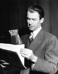 James Stewart (1908–1997) was an American film and stage actor, known for his distinctive drawl voice and down-to-earth persona. Description from pinterest.com. I searched for this on bing.com/images