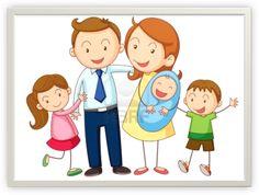 La Pedagogia al servicio de la Sociedad: La estructura familiar (1ro.) (Cívica)