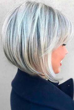 Beruhigende Medium Bob Frisuren für alle Gesichter-Beste Bob Haircut Ideen - Trend Haar Modelle