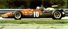 Pedro Rodriguez, Monza 1969, Ferrari 312