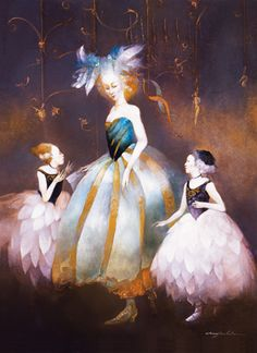 Anne Bachelier The Phantom of the Opera: Sorelli