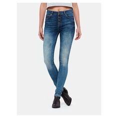 Jeans, Highwaist Jeans - The Sting