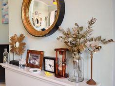 eclectic modern bohemian vintage interior decor farrow ball teresa's green styling inspiration decor