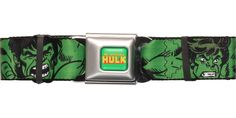 Incredible Hulk Name Expressions Seatbelt Belt #blackfriday #blackfridaysale