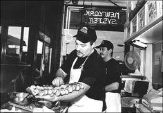 Olneyville NY System . . . breaking vegans since 1946 . . .