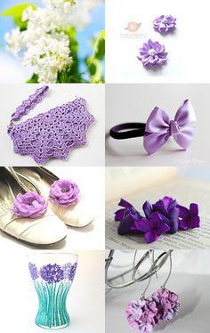 Lilac April