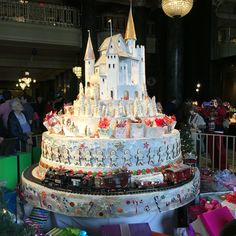 St.Francis revolving Gingerbread House