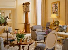 The Fifty Best Interior Designers Private Jet Interior, Best Interior, French Colonial, Interior Decorating, Interior Design, Traditional Interior, Architectural Digest, New Homes, David