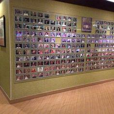 staff photos wall frames - Google Search