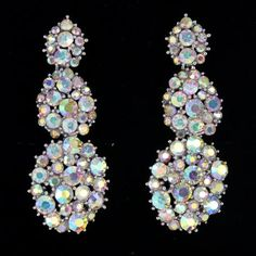 AB Earrings | JE-202-55 S-AB