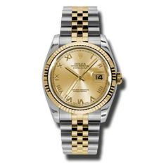 ROLEX DATEJUST 116233 CHRJ 36MM STEEL AND GOLD YELLOW GOLD FLUTED BEZEL JUBILEE STRAP  For more details follow this link: http://www.luxurysouq.com/luxurysouq/watches/Rolex-watches-dubai-UAE/Rolex-Datejust-116233-chrj-36mm-Steel-and-Gold-Yellow-Gold-Fluted-Bezel-Jubilee-Strap?limit=100