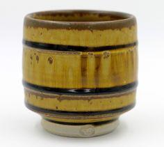 Peter Swanson Stamped Handmade Yunomi Studio Pottery Warren Mackenzie Leach Stud | eBay