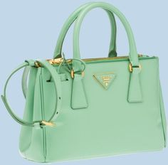discount Mint Prada Bag. for ladies www.shemall.net
