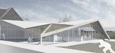 community centre architecture - Google Search