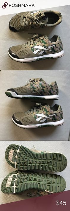 Women's Reebok CrossFit Nano 2.0 Women's Reebok CrossFit Nano 2.0. Excellent used condition, worn 5x at the gym Reebok Shoes Athletic Shoes