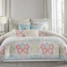 Found it at Wayfair - Cyprus Comforter Set