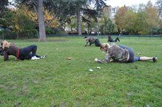 #boostbirhakeim - Courage - Boot Camp du 16/11 - @bbirhakeim