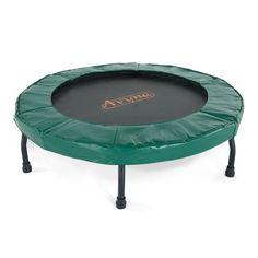 Minitrampoliini sopii hyvin kotona tapahtuvaan treenaamiseen. Avynan pieni minitrampoliini on erittäin laadukas ja hyvä malli!  #minitrampoliini #pieni_trampoliini