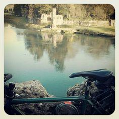 Training... #cycletherapy #LaMiaBambina #training