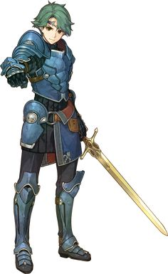 Alm (Fire Emblem Echoes) IT IS ALMOST HERE!!! TOO EXCITED!!!