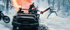 Thor Odinson, Natasha Romanoff, Clint Barton, Tony Stark, Steve Rogers, Bruce Banner    Avengers: Age of Ultron [trailer]    500px x 220px    #animated #promo