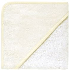 American Terry Co. Baby Hooded Organic Towel