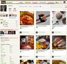 KeepRecipes.com - your own recipe box in the cloud Community Cookbook, Dark Chocolate Truffles, Friend Recipe, Recipe Box, My Recipes, Pecan, Cloud, Spices, Cooking