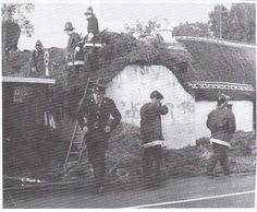 The Thatch pub Sallynoggin Dunlaoghaire Co Dublin Ireland. Dublin Street, Dublin City, Old Pictures, Old Photos, Dublin Ireland, Firefighter, Past, Buildings, Facebook
