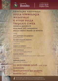 Italia Medievale: Simbologia medievale e studi sulla triplice cinta