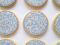 Sweet Ambs Cookies - Ideal Wedding Favours 3