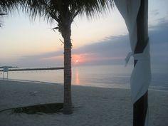 sunrise in Mexico