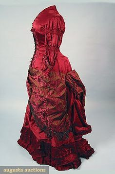 christmas dress 1870's - Google Search
