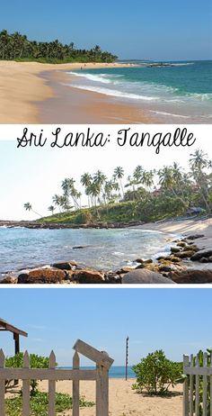 Tangalle & Goyambokko (Sri Lanka) - die schönsten Strände und die besten Restaurants!