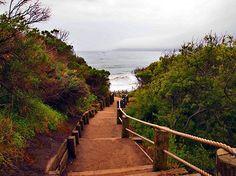 Stairway to Heaven! (Pismo Beach, CA) ~ ♥
