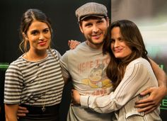 'Breaking Dawn - Part 2': Nikki Reed, Peter Facinelli and Elizabeth Reaser reveal flirtiest cast mate and what they're excited for fans to see. #Twilight